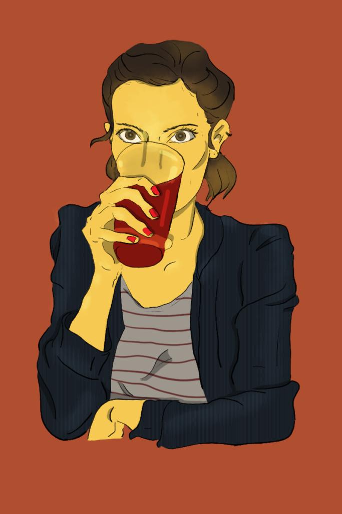 Illustrated Portrait